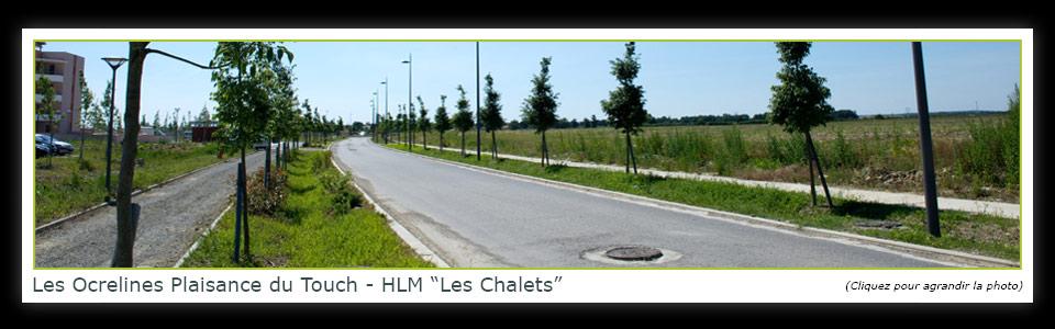 Les Ocrelines Plaisance du Touch - HLM Les Chalets