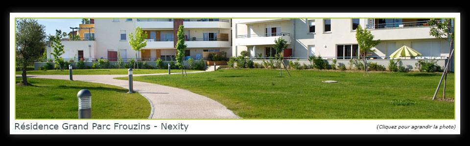 Résidence Grand Parc Frouzins - Nexity
