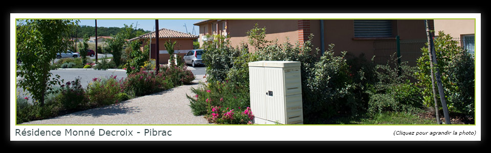 Résidence Monné Decroix - Pibrac